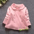 Free shipping  Spring and Autumn cardigan jacket for children,baby girl cardigan coat#Z1696