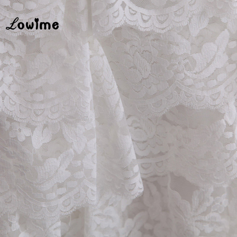 Sexy Short White Lace Formal Evening Dress Turkish Engagement Evening Gowns  Dresses Lebanon For Pregnant Women On Sale Saree-in Evening Dresses from ... b709cf2fcda8