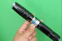 HOT! AAA High Power 500W 5000000m Blue Laser Pointer 450nm Lazer Flashlight Burning Match/Burn light cigars/candle/black Hunting