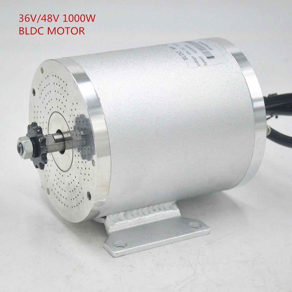 36V 48V 1000W Electric Bicycle Motor Accessories Brushless BLDC Scooter eBike Engine Modifications DIY MY1020