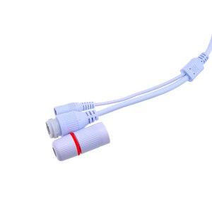 """Image 5 - AZISHN 4MP IP Camera ONVIF H.265/H.264 25fps Surveillance Outdoor IP66 metal CCTV  Camera Hi3516D+1/3""""OV4689 6pcs ARRAY LEDS"""