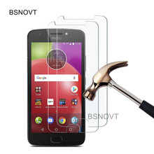 2PCS For Glass Motorola Moto E4 Plus Phone Screen Protector Tempered Film