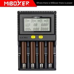 MiBoxer C4-Plus Battery Charge