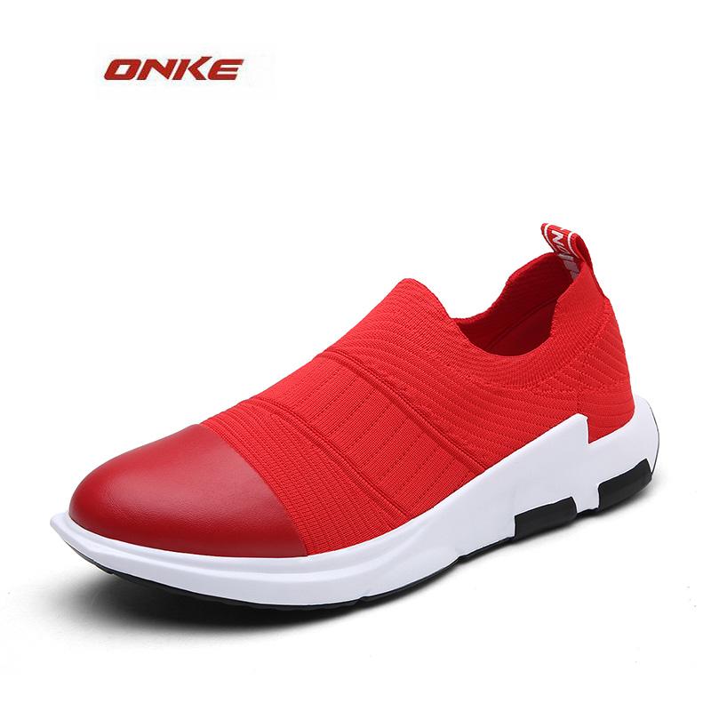 2017 ONKE Brand Man Outdoor Sports Running Shoes  Walking Cozy Damping Zapatos de Hombre Classic Soft Breathable Sneaker