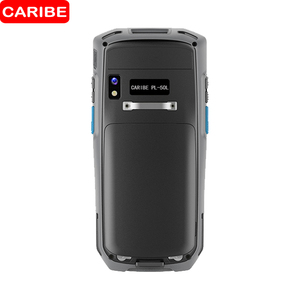Image 2 - Caribe PL 50L Mobile Computer Android PDA Wifi 2D Bluetooth Barcode Scanner and GPS Printer UHF RFID NFC POS Printer