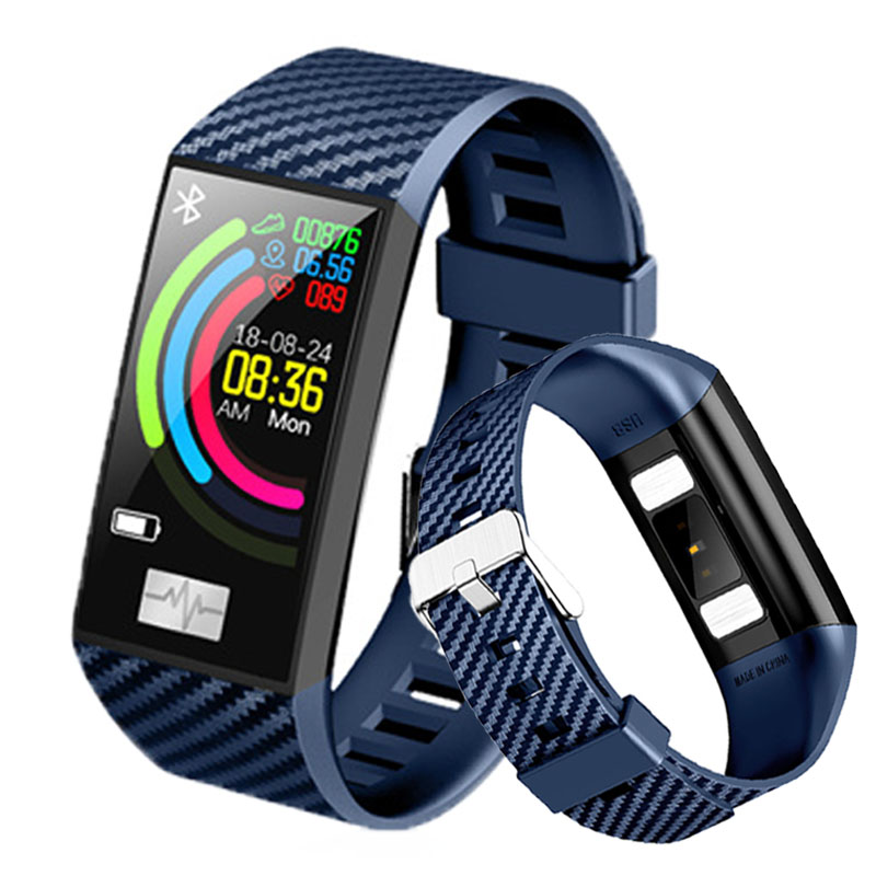 New <font><b>DT58</b></font> thin <font><b>smart</b></font> bracelet women Band Heart Rate Color Screen Wristband <font><b>watches</b></font> Waterproof Activity Fitness tracker smartwatch image