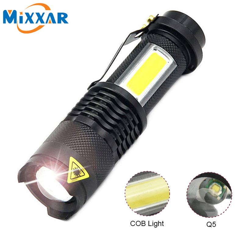 Hearty Zk20 9500lm Led Flashlight Torch T6 L2 Waterproof Dropshipping Flashlights 5 Mode Lantern Camping Lamp Light 2*18650 Battery Led Lighting