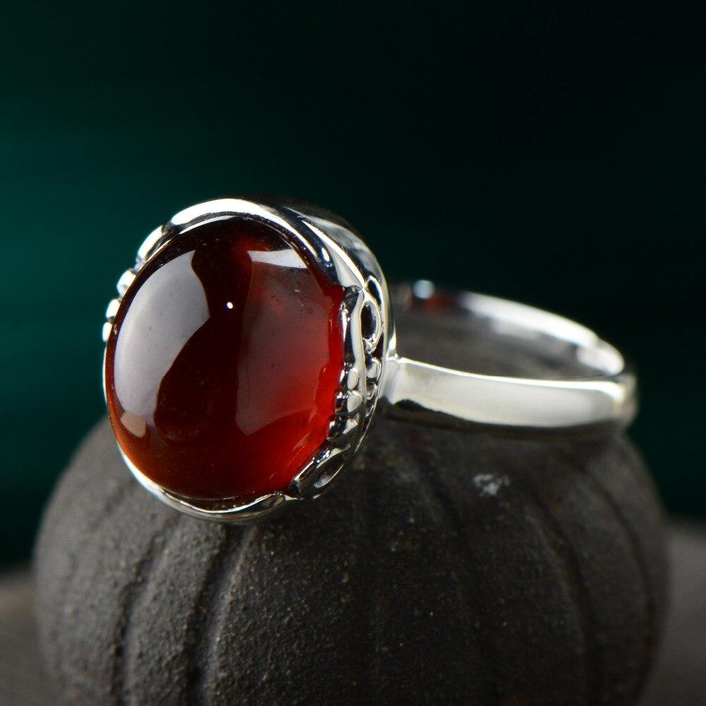 garnet diamond halo ring 14k rose gold garnet wedding rings Garnet and Diamond Halo Ring in 14k Rose Gold 10mm