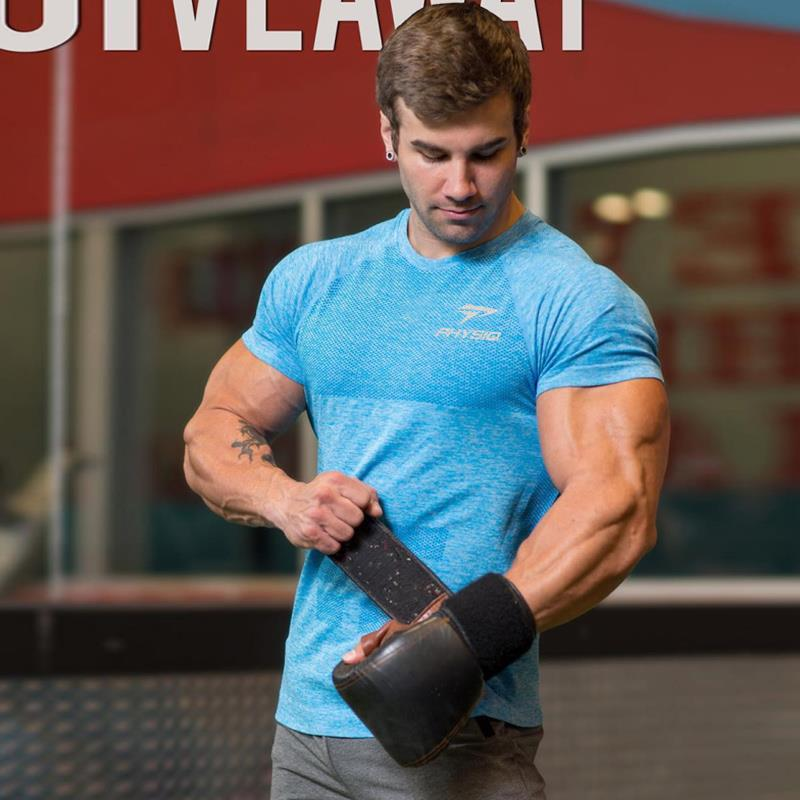 100% Wahr Neue Ankunft Bodybuilding Und Fitness Herren Kurzarm T-shirt Turnhallen Hemd Männer Muscle Strumpfhosen Marke Fitness T Shirt Tops