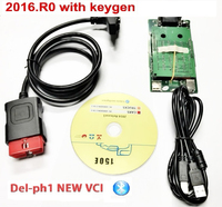 New Delph1 2016.R0 Keygen Compatible with DS150E Bluetooth CDP Pro Plus OBD OBD2 Scanner For Car And Truck Diagnostic Tools