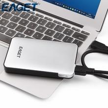 Original EAGET G30 500 GB 2 TB 1 TB Discos Duros Externos USB 3.0 Cifrado A Prueba de Choques de Alta Velocidad de Escritorio Móviles de Disco Duro portátil
