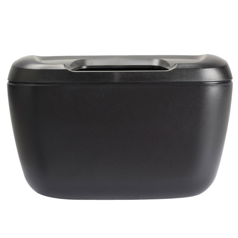 multifunction car trash garbage box tissue box litter container black practical car net in nets. Black Bedroom Furniture Sets. Home Design Ideas