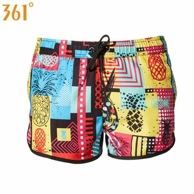 d63175f57 ... 361 Couple Matching Swimsuit Men Women Beach Shorts Quick Dry Surfing  Pants Board Shorts Swimming Trunks ...