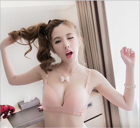 a7dcb6a0e5 2018 new stores are selling at a loss Female bra Non steel ring super  comfortable bra Sweet girl series Sex goddess -in Bras from Underwear    Sleepwears on ...