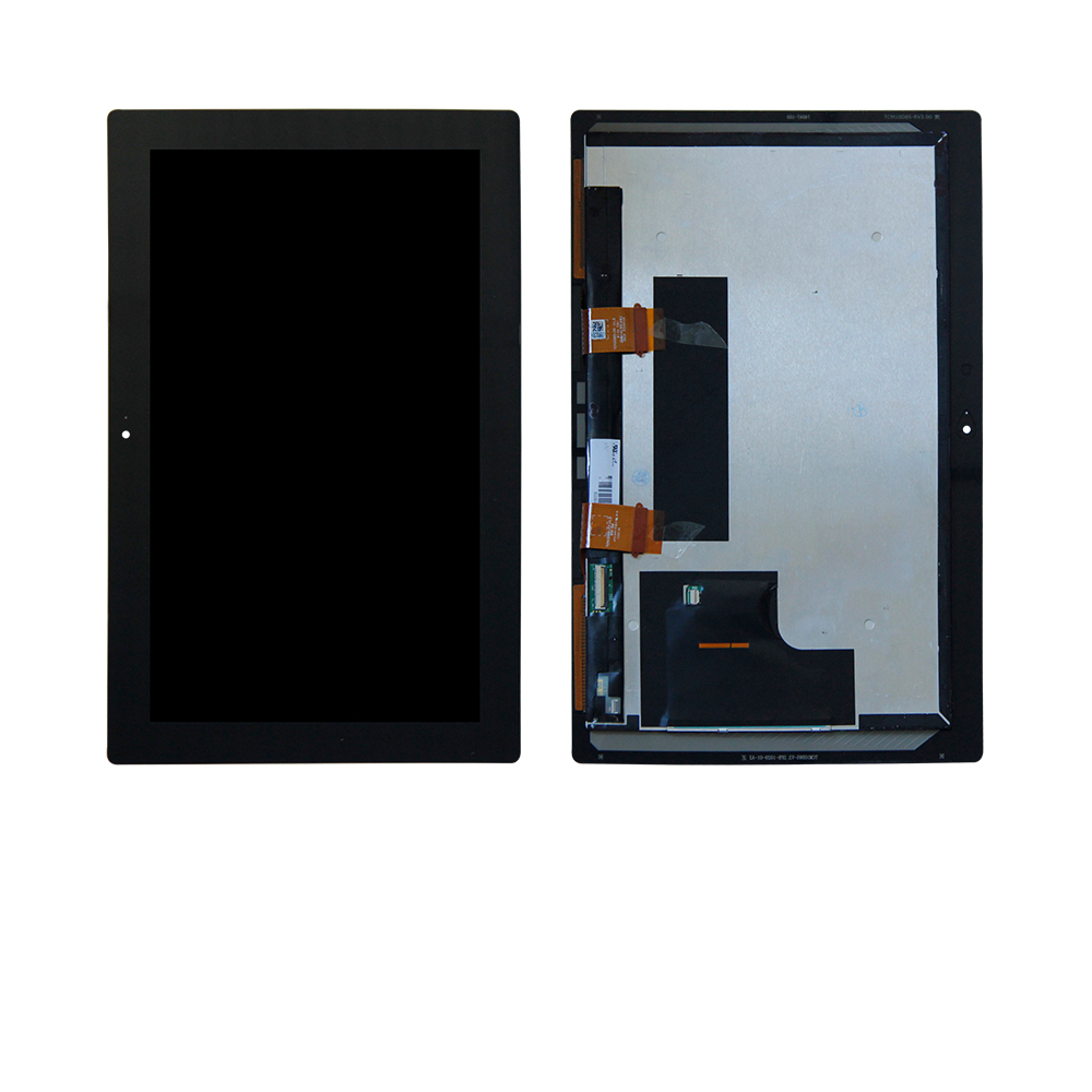 For Microsoft Surface PRO 2 1601 Touch Screen Digitizer Glass Lcd Display Assembly Replacement Free Shipping 10pcs for s6 edge lcd display touch screen digitizer assembly for samsung s 6white free dhl shipping