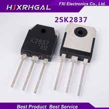 5PCS 2SK2837 K2837 TO-247 TO-3P MOS FET transistor New original