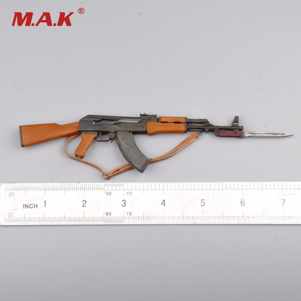 "ZYTOYS ZY2008 1//6 Scale AK47 Weapon Gun Model Toys F 12/"" Action Figure Body Doll"