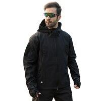 TAD Lurker Shark Skin Softshell V4 Military Tactical Jacket Men Waterproof Windproof Coat Camouflage Militar Camo