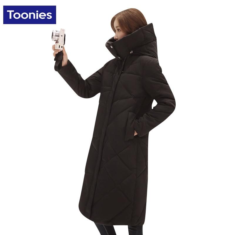 Popular Womens Knee Length Winter Jackets and Coats-Buy Cheap