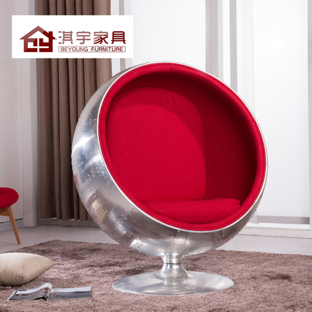 Superieur Qi Yu Authentic Designer Furniture Round Tip Ball Chair Bubble Chair  Fiberglass Chair Leisure Chair Space