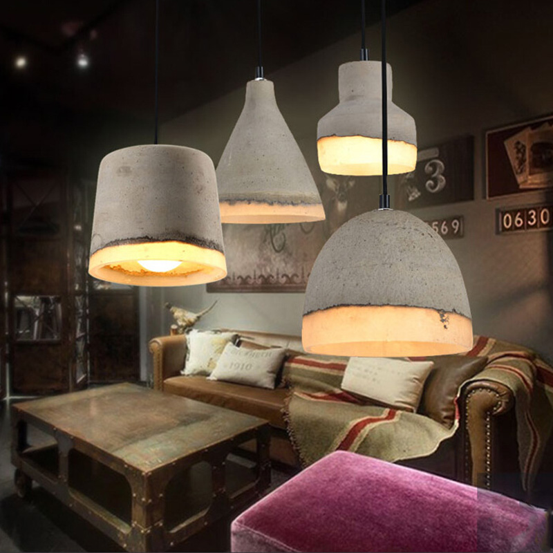 Brand Loft Vintage Pendant Lamp Retro Pendant Lighting Decorative Fixture Industrial Style Lights LED Home E27 Holder brand vintage retro 100