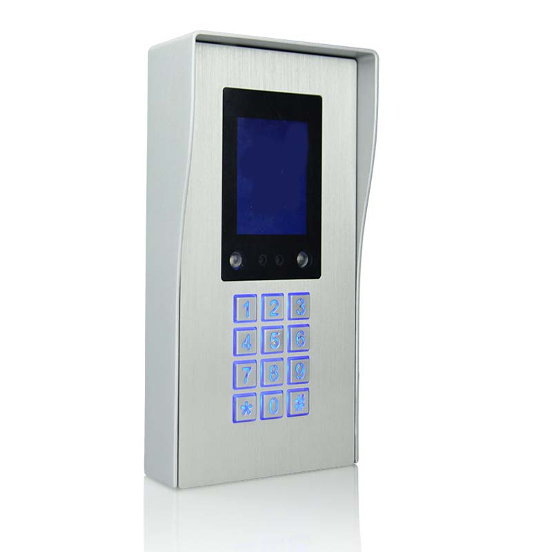 Central control fingerprint attendance access control glass door password access control systemCentral control fingerprint attendance access control glass door password access control system