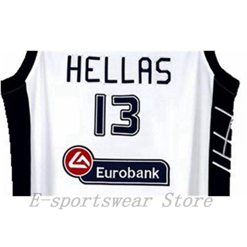 498d3bf9d1e Mens Cheap Giannis Antetokounmpo Basketball Jersey 13  Hellas Greece ...