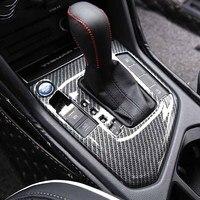 Car styling For Volkswagen VW Tiguan L TiguanL 2017 ABS Chrome Gear Panel Cover Trim Frame Car Decoration Sticker 1pc