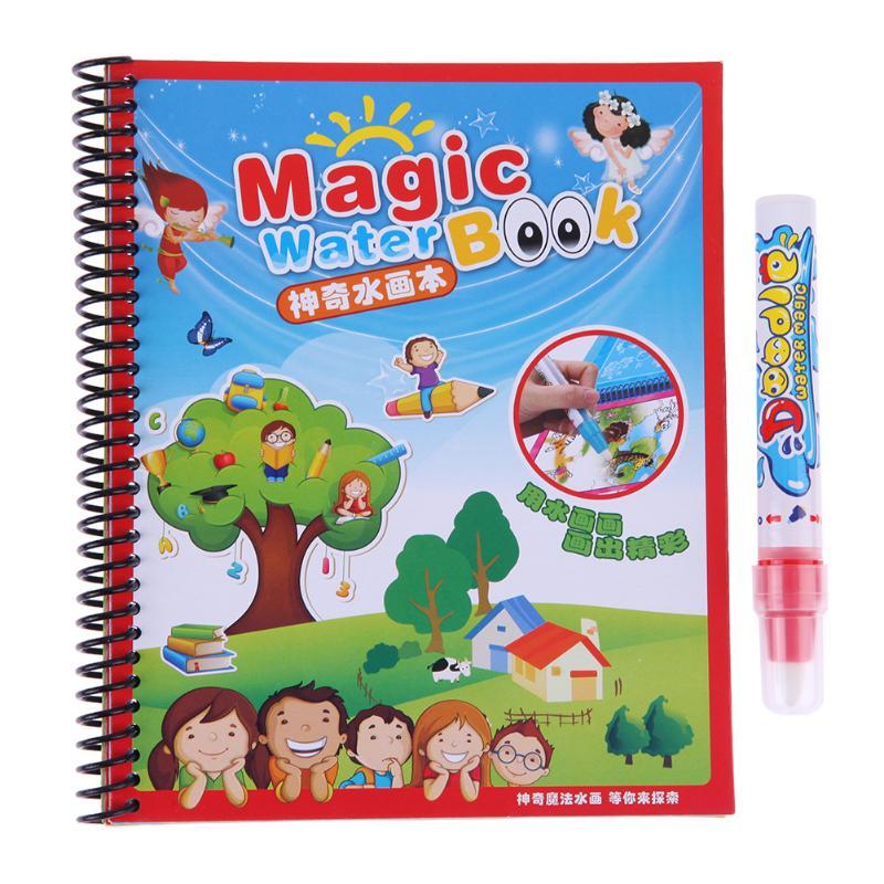 Brinquedos de Desenho com caneta mágica juguetes para Tipo1 : Coloring Books For Kids