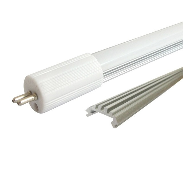 Free shipping 25pcs/lot 1200mm T5 led tube 1.2m 4FT 16w led tube SMD3014 Super Brightnessbuild-in driver T5 lamp AC85-265V