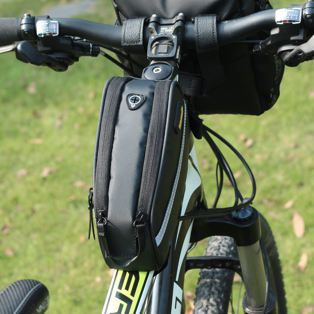 Buy New 3l Front Beam Bicycle Bag Waterproof