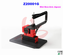 Mini Bow-Arm Jigsaw lathe machine Z20001G mini lathe machine for Teaching of School & DIY amateur