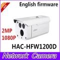 Dahua 2Megapixel 1080P Water-proof HDCVI IR-Bullet Camera HAC-HFW1200D 2mp HDCVI camera, free shipping