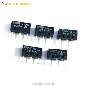 Image 4 - 5 PZ/LOTTO Nuovo Autentico OMRON interruttore Del Mouse Micro Interruttore D2FC F 7N Pulsante Del Mouse Sfregamento D2FC E 7N D2FC