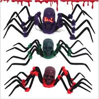 2018 Happy Halloween decorations Halloween Party or Bar Decorations Spider Ornament Prank Tool