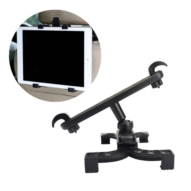 Car Back Seat Headrest Mount Holder For iPad Tablet SAMSUNG Tablet PC Stands Car ...