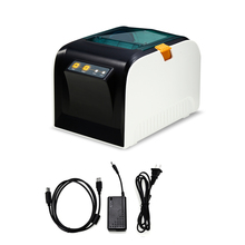 Thermal Label Printer 80mm Sticker Printing Machine 203DPI with USB Port