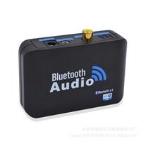 Bluetooth transmitter 4.0 Audio Receiver Non Destructive Music Bluetooth Adapter APTX Support A2DP/IPOT using the latest