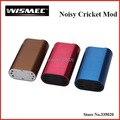 Оригинальный Wismec анти-шумные крикет-крышка мод высокой выходной мощностью нижние вентиляционные отверстия анти-шумные крикет-крышка мод