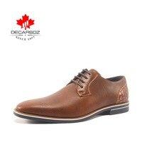 Fashion Men Shoes,DECARSDZ Quality casual shoes,Design in Paris ,Walking Sneakers ,Business Male Wear Comfortable Flat Shoes
