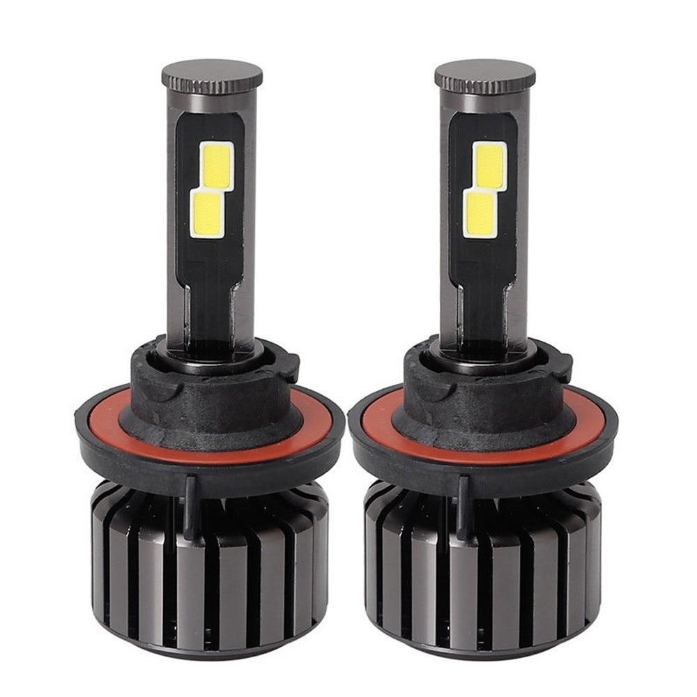 цены  2016 NEW Universal 2PCS2016 H13 120W 10000LM CREE Chips LED Headlight Kit Light Hi/Lo Beam Bulbs 6000K White Wholesale