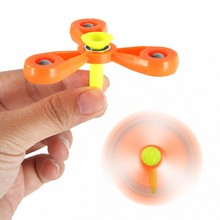 High Quality EDC Hand Spinner New Fidget Spinner For Autism and ADHD Rotation Time Long Anti Stress Toys Random Color