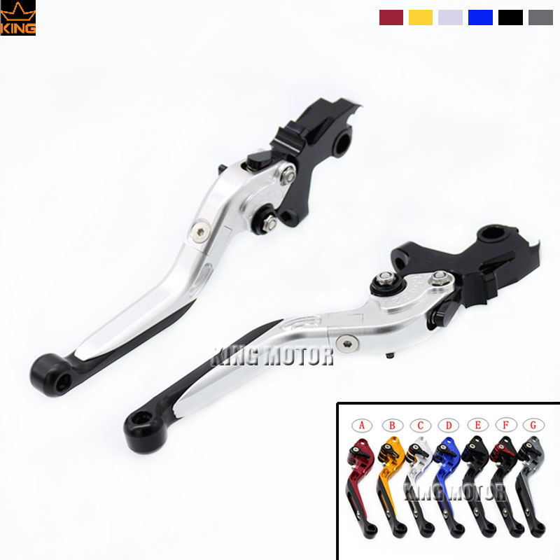 For BMW R1100RT R1100S R1150GS R1150GS Adventure R1150R Motorcycle Accessories Folding Extendable Brake Clutch Levers Silver for bmw r1100rt r1100s r1150gs r1150gs adventure r1150r motorcycle accessories folding extendable brake clutch levers black