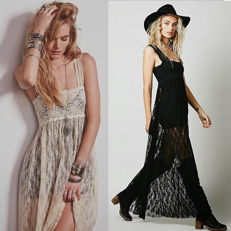 JC-Dress Sleeveless Dress Polkadots Party Beach Open Fork Long Dress