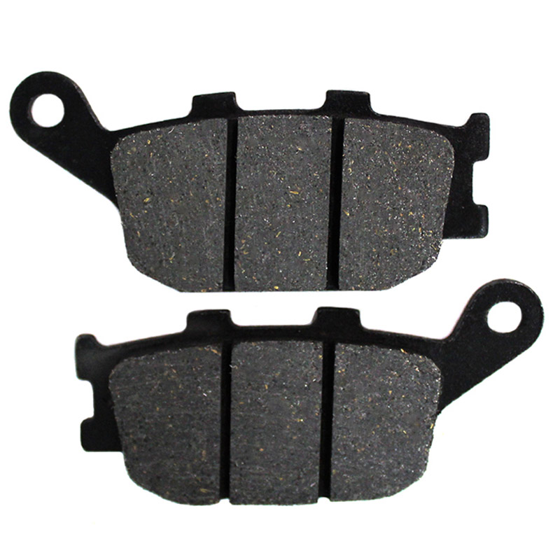 Motorcycle Rear Brake Pads for <font><b>Honda</b></font> <font><b>700</b></font> <font><b>Integra</b></font> Scooter NC <font><b>700</b></font> DC (2012-2014) NC700 NC700DC LT174 image
