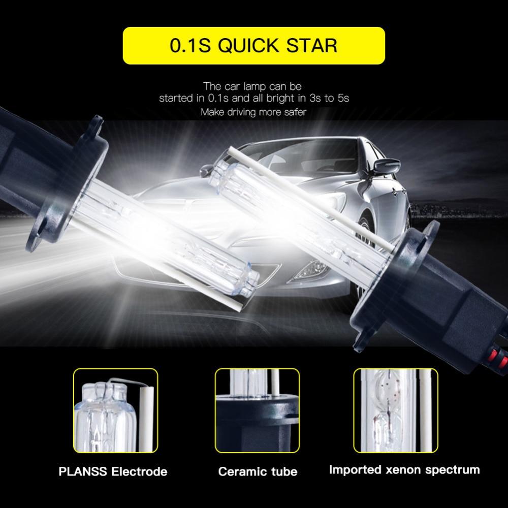 55W D2S Xenon H7 H4 H1 H11 H3 H8 H9 881 9005 HB3 9006 HB4 HID Xenon - Lampu mobil - Foto 3