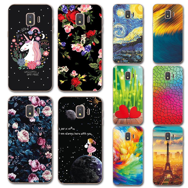 Cellphones & Telecommunications For Samsung Galaxy J2 Core Case Novelty Phone Case Cover For Samsung J2 Core Cute Painted Covers Fundas On J 2 J2core Sm-j260f Pleasant In After-Taste Phone Bags & Cases
