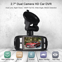 On sale Original 2.7 inch Car Video Recorder Car DVR Camera with 96220  Wdr Technology 140 Degree Dash Cam Night Vision G-senor DVRS New