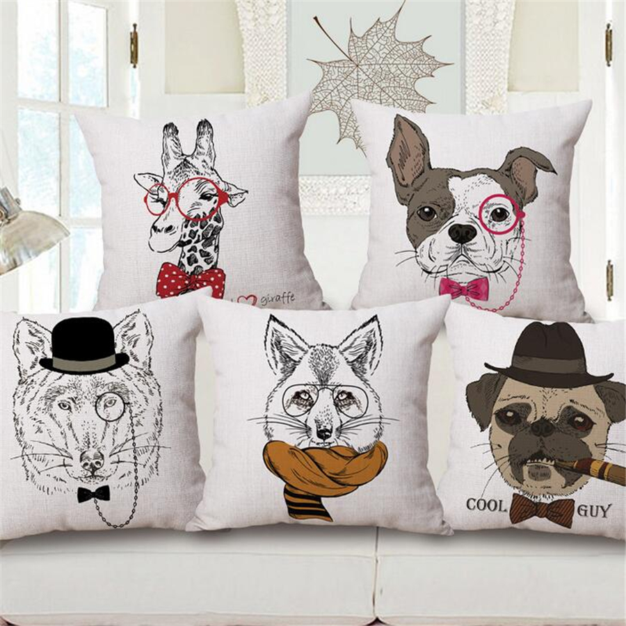 Dachshund Home Decor Cartoon Pug Dog Prints Promotion Shop For Promotional Cartoon Pug