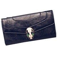 2016 High Quality Women Wallets Leather Long Ladies Luxury Purse Women S Designer Wallet Famous Brand